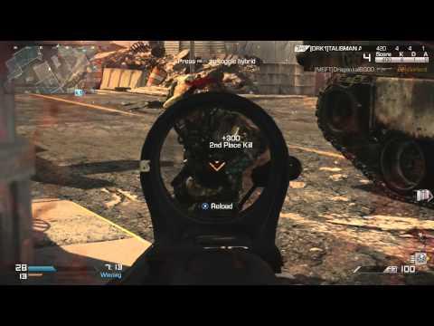 Call of Duty Ghosts - Warhawk - Chasm (12/27/2013) - (75-31)