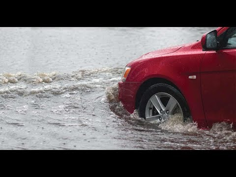 Drive safely in the rain | Tips