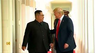 Key events in Trump-Kim summit