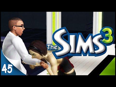 The Sims 3 - EP45 - Vampire Bite!