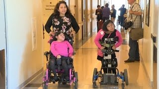 Formerly Conjoined Twins Reunite With The Doctors That Separated Them