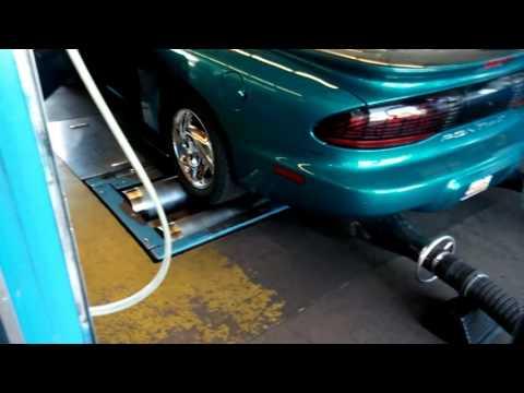 Formula vs Smog Test: Catalytic Converter - The Formula Project