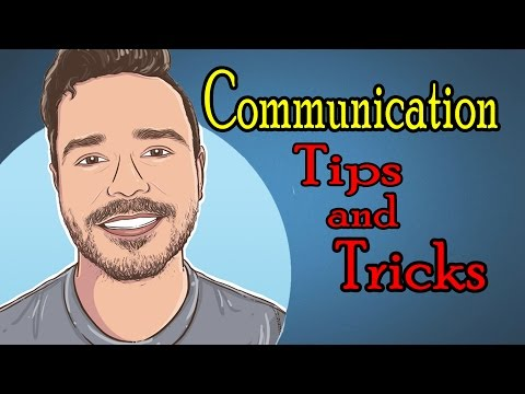 Communication Skills - How To Improve Communication Skills Top 5 Tips