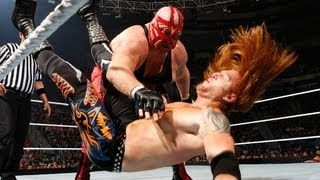 Vader vs. Heath Slater: Raw, June 11, 2012