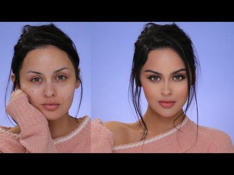 Last Minute Natural Holiday Makeup Tutorial
