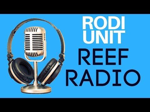 rodi water system for saltwater aquarium | make saltwater at home | reef radio