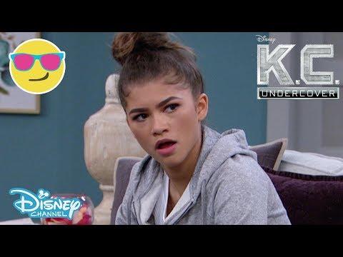 K.C Undercover | I Need To Pee Again! - Season 3 Sneak Peek | Official Disney Channel UK