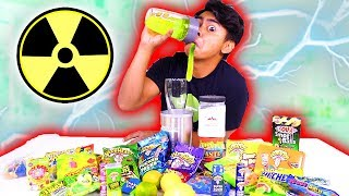 SOUREST DRINK IN THE WORLD CHALLENGE! (Do Not Attempt)