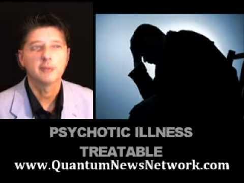 Psychotic Mental Illness, Treatable if we overcome stigma, JE2
