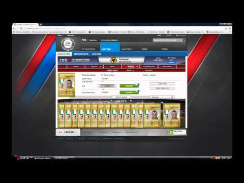 FIFA 12 Ultimate Team How To Make Coins For Beginners Guide