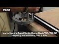 Trend Quick Tip - How to Trim the Edge of a Door
