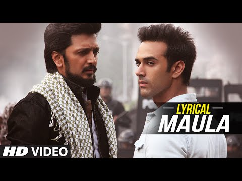 Maula Full Song with LYRICS  Bangistan  Riteish Deshmukh, Pulkit Samrat  T-Series