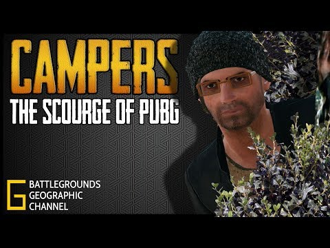 The Camper | A Playerunknowns Battlegrounds Cinematic (PUBG meets National Geographic)