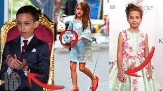 10 Richest Kids In The World