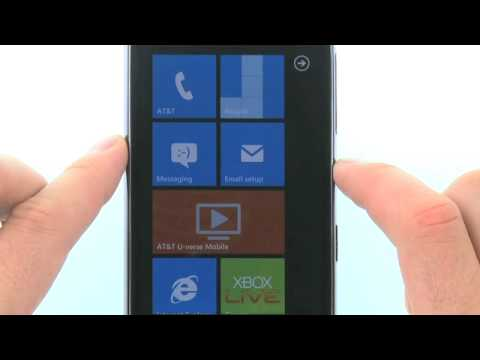 Activate or Deactivate Call Forwarding with the HTC HD7S: AT&T How To Video Series