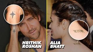 10 Wowsome Tattoo Of Bollywood Stars   SpotboyE