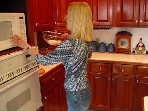 Betty's Quick Tip 49--How to Soften Cream Cheese