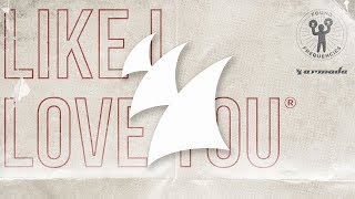 Lost Frequencies feat. The NGHBRS - Like I Love You (Remixes) [OUT NOW]
