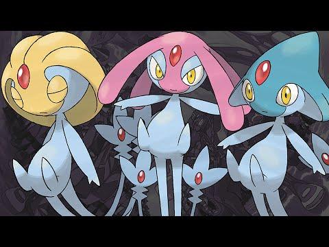 Battle! VS Uxie/Azelf/Mesprit (Pokémon Omega Ruby & Alpha Sapphire OST)