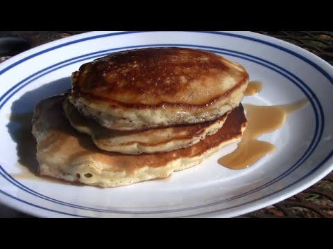 How To Make Pancakes with Bisquick Pancake Mix