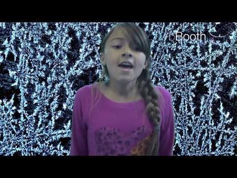 bBooth TV Singing & Music Taio Cruz Dynamite by Andrea Cornejo