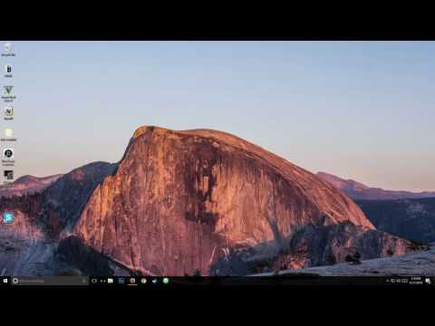 How To Align Icons To The Center of Your Taskbar on Windows!