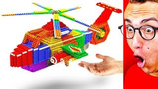 AMAZING MAGNETIC BALL BUILDS You Need To See!
