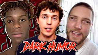 TikTok's Obsession with Dark Humor