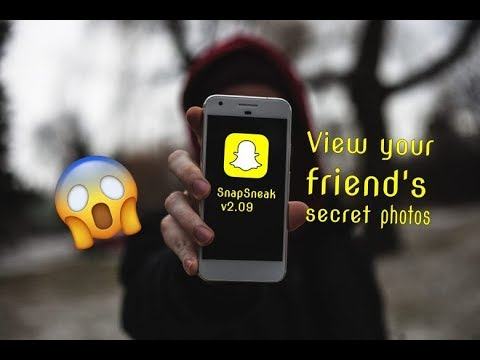 Snapchat Tricks - How To Recover Deleted Snapchat Pictures 2018
