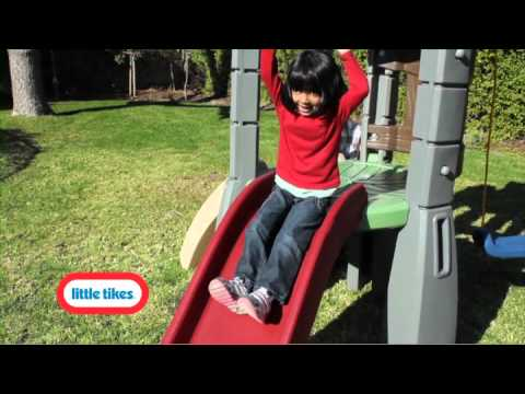 Little Tikes Endless Adventures Lookout Swing Set