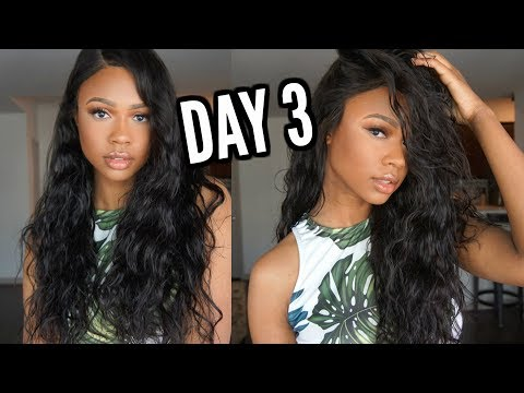#HAIRWEEK SPRING EDITION DAY 3: GORGEOUS 360 LACE WIG MSBUY HAIR • BODY WAVE