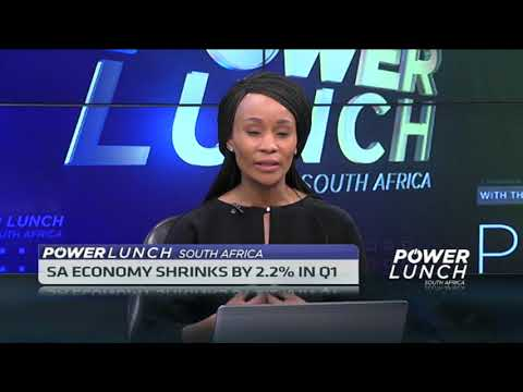SA economy shrinks by 2.2% in the first quarter of 2018