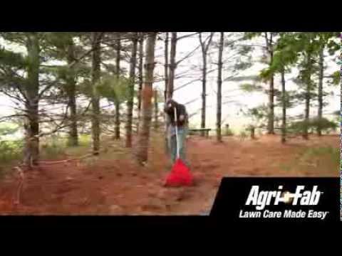Agri Fab Lawn Sweeper