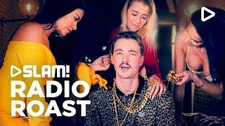 Disstrack: Bram Krikke roast radiowereld! | SLAM!