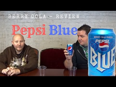 Pepsi Blue - To Be (dis)Continued