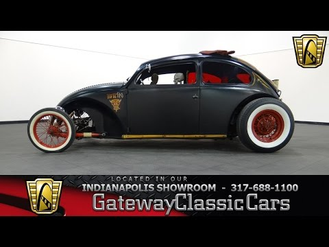 1968 Volkswagen Beetle - Gateway Classic Cars Indianapolis - #503NDY