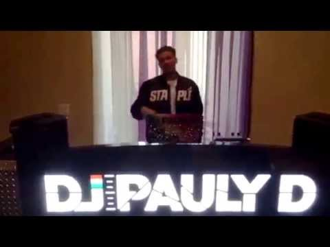 DJ Pauly D is getting 'pumped' for Summerfest