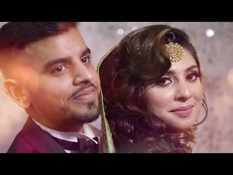 Zayshan & Kulsoom wedding highlight