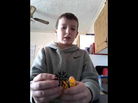 How to make a power full knex gun