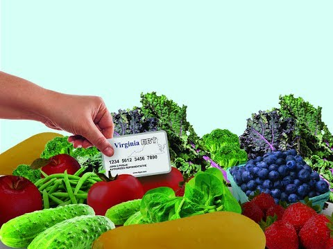 It's a SNAP to use EBT at Virginia Farmers Markets