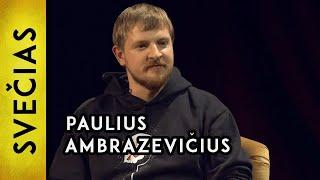 """""""Į politikos mokslus stojau tik dėl Pakso"""" – Paulius Ambrazevičius    Laikykitės ten pokalbiai"""