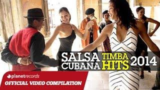 SALSA CUBANA - TIMBA HITS 2014 / 2015 ► VIDEO HIT MIX COMPILATION ► HAVANA DE PRIMERA, VAN VAN