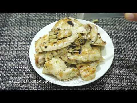 How to Make a Chicken Sandwich - 3 Ways Grilled Chicken Mayo Deli