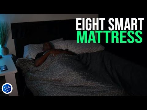 Eight Smart Mattress Unboxing And Setup