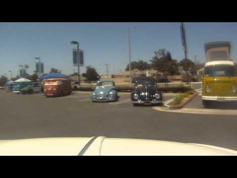 Garden Grove VW Show 8-7-11