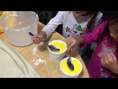 Making Traditional Ukrainian Easter Cheesecake (Pleskanka)