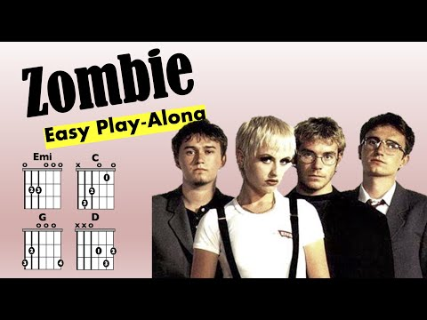 Zombie (The Cranberries) Chord and Lyric Play-Along