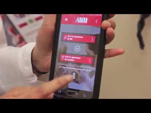 Allergy Shot Booking Via App
