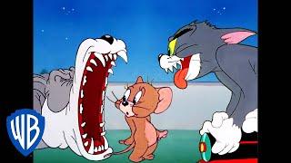 Tom & Jerry | Top 10 Classic Chase Scene | Classic Cartoon | WB Kids