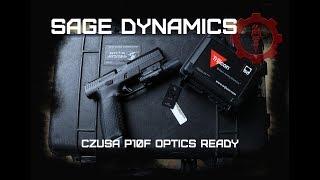 cz p10f optic ready Videos - 9tube tv